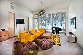 Small Picture Spacious Modern House Design and Decorating Peak 8 Penthouse in