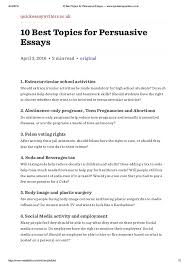 best persuasive essays madrat co best persuasive essays