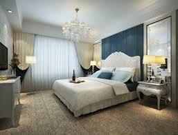 Pale Blue Style Bedroom Interior Design