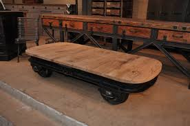 Industrial Coffee Table Cart Customized Chinese New Style Legs Industrial Tables For Sale