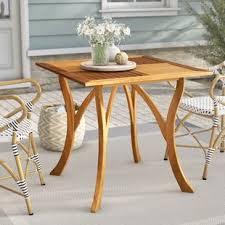 coyne teak dining table