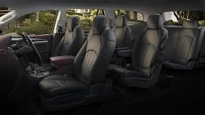 buick enclave 2017. the 2017 enclave comes with a standard seven passenger seating arrangement buick r
