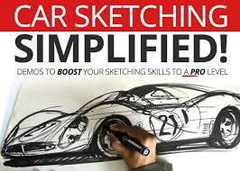 We did not find results for: Classic Car Sketch Side 3 4 View Driventodraw Academy