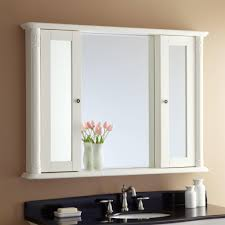 Jensen Medicine Cabinet Bathroom Outstanding Bathroom Mirror With Mirrored Medicine