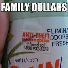 Family Dollar by 4shame - Meme Center via Relatably.com