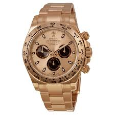 cosmograph7 jpg rolex cosmograph daytona rose champagne dial 18k rose gold bracelet men s watch