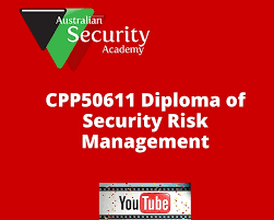 comparing the certificate iv diploma of security risk management  comparing the certificate iv diploma of security risk management
