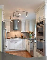 lighting for a small kitchen. Small Kitchen Ideas White Lighting For A C