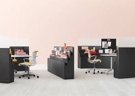 studio office furniture. studio 75 designs foam office system for herman miller furniture