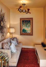 Tiny Living Room Decorating Tiny Living Room Decorating Without Windows With Sunburst Mirror
