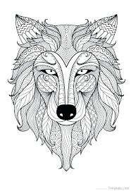 Simple Mandala Coloring Pages Mandala Coloring Pages Easy Coloring