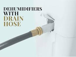 4 best dehumidifiers with drain hose in