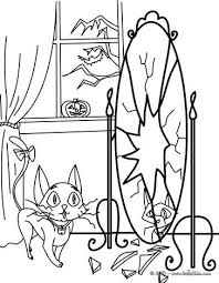 Small Picture Killer black cat coloring pages Hellokidscom
