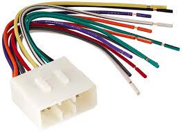 cheap scosche radio wiring harness scosche radio wiring get quotations · scosche radio wiring harness for 2000 up hyundai tiburon speaker connector