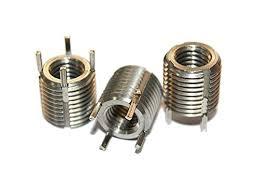 Delisert 10pocs Keensert Insert Heavy Duty Internal Thread M14x1 5 For Automotive Cars