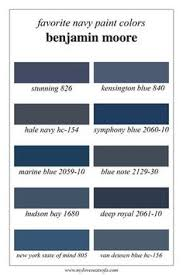 best navy blue paint colorSource Book The Best Navy Paints  Navy blue Navy and Bedrooms