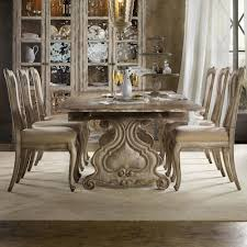 hooker furniture. Contemporary Hooker Hooker Furniture Chatelet 7 Piece Dining Set With Refectory Trestle Table And
