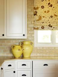 Yellow Kitchen Countertops Tile For Small Kitchens Pictures Ideas Tips From Hgtv Hgtv