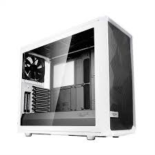 Fractal Design Meshify S2 Amazon Fractal Design Meshify S2 Mid Tower Computer Case Airflow Performance 3x Silent Fans Psu Shroud Modular Interior Water Cooling Ready Usb