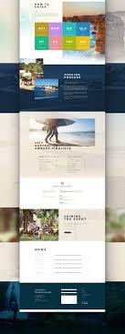 Tourism Web Design Inspiration Pin On Diseño Interface