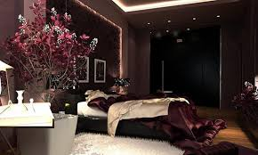 Purple Bedroom Awesome Design Inspiration