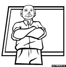 Small Picture School Online Coloring Pages Page 1