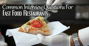 Restaurants 25 Common Interview Questions And Answers Wisestep