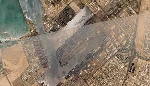 انفجار ميناء جبل علي في دبي يهزّ بورصات الخليج