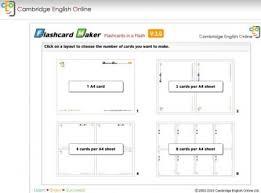 Make Flashcards Online Free