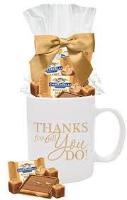 ghirardelli chocolate thank you gift mug holiday chocolate gift mug teacher thanks corporate