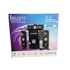 3+1 SES SİSTEMİ MP3/USB/SD/MS/MMC Hİ-Fİ UZAKTAN KUMANDA KONTROLLÜ SES