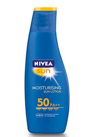 Nivea creme sunscreen
