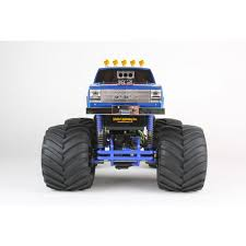 new rc car releasesTamiya The Super Clod Buster 110 Kit Version New Re release 58518