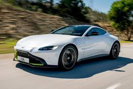 Aston Martin Vantage V8 2018 Test Motor Preis Ps Autobild De