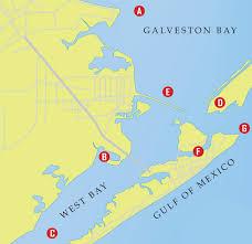 West Galveston Bay Depth Chart Galveston Flounder Run A Quick Guide Gulf Coast Mariner