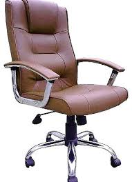 high end office chairs. High Back Office Chairs Online Furniture Brown Leather Faced Executive Chair . End T