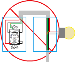 electrical how do i wire a gfci combination light switch when enter image description here the gfci receptacle will sense an unbalanced