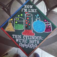 Decorating With Hats Biology Major Graduation Cap Decoration College Of Science And