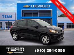 Pre Owned Inventory Team Chevrolet Of Swansboro