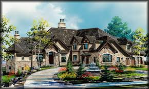 Luxury House Plans  Custom Home Floor Plans SearchLuxury two story home designs