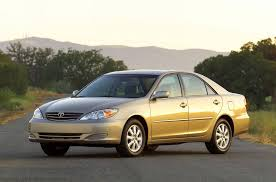 2003 Toyota Camry - Information and photos - ZombieDrive