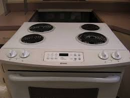 kenmore stove top. Wonderful Stove Kenmore Electric Stove Tops Inside Top