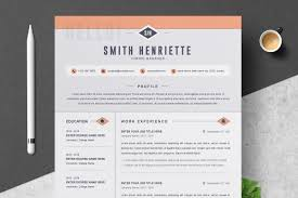 Modern Unique Resume 010 Creative And Professional Resume Cv Free Psd Template