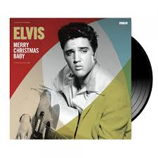<b>Elvis Presley</b>: <b>Merry</b> Christmas Baby (VINYL)
