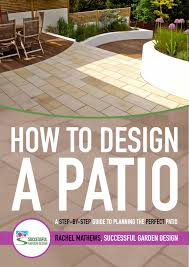 Small Picture Review How to design a patio course