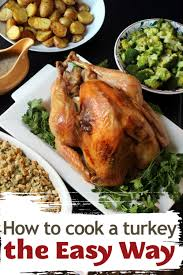 How to Cook a Turkey the Easy Way ...