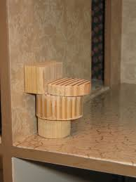 dollhouse furniture to make. Dollhouse Decorating!: How To Make Some Basic Homemade Wooden Bathroom Furniture
