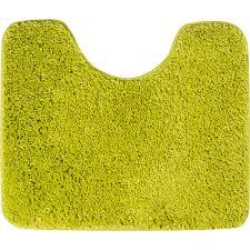 <b>Коврик</b> для туалета Fulia <b>50x60</b> см цвет зелёный в Москве ...