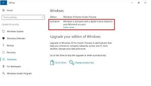 How To Re Activate Windows 10 After A Hardware Change Windows Central
