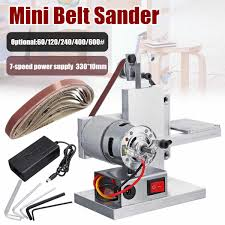 Detail Feedback Questions about DIY <b>Mini Belt</b> Sander <b>Machine</b> ...